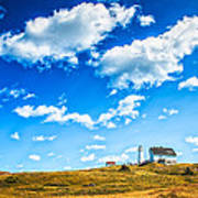 Cape Spear National Historic Park Art Print