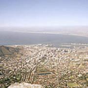 Cape Town Panoramic Art Print