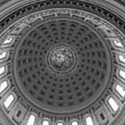 Capitol Dome - Wisconsin Art Print