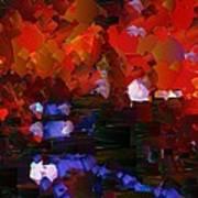 Capixart Abstract 89 Art Print