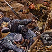 Captain Reginald James Young Winning Art Print