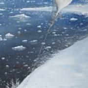 Captain Scott Antarcticas First Aeronaut Art Print