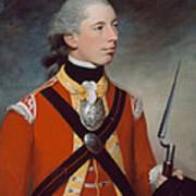 Captain Thomas Hewitt, 10th Regiment Art Print by William Tate
