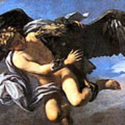 Capture Of Ganymede Art Print