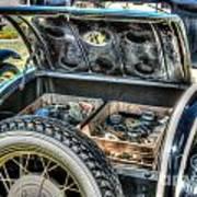 Car 4 Art Print