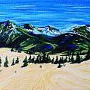 Carcross Desert Art Print