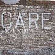 Care In Detroit  Art Print