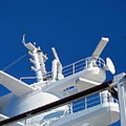 Caribbean Cruise - On Board Ship - 121263 Art Print