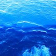 Caribbean Cruise - On Board Ship - 121292 Art Print