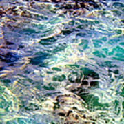 Caribbean Waters Art Print