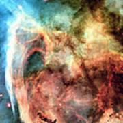 Carina Nebula - Deep Space Art Print