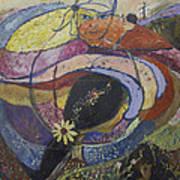 Carlsbad Flower Fields #2 Art Print