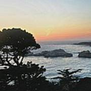 Carmel's Scenic Beauty Art Print