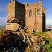 Carn Brea Castle Art Print