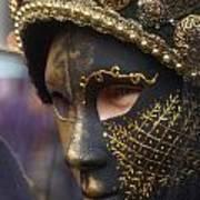 Carnevale Di Venezia 102 Art Print