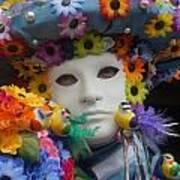 Carnevale Di Venezia 97 Art Print