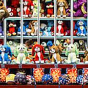 Carnival Prizes Art Print