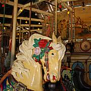 Balboa Park Carousel Art Print