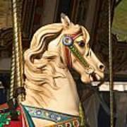 Carousel Dreams Art Print