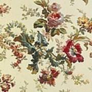 Carpet Design Art Print