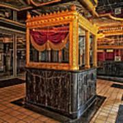 Carver Theatre Box Office - Birmingham Alabama Art Print