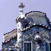 Casa Batllo - Barcelona Art Print