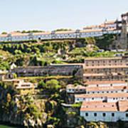 Casa Calem, Port Wine Houses, Porto Art Print
