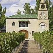 Casa Rodena Winery Art Print