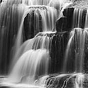Cascades Of Lower Lewis Falls Art Print