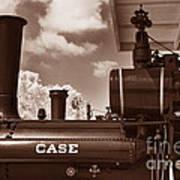 Case Steam Art Print