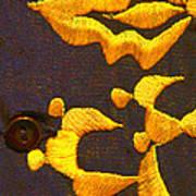 Cash Brass Art Print
