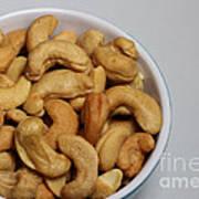 Cashews - Nuts - Snack Food Art Print