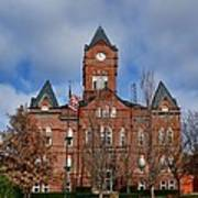 Cass County Courthouse Art Print