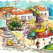 Castelo De Vide 06 Art Print