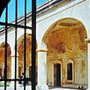 Castillo San Cristobal Art Print