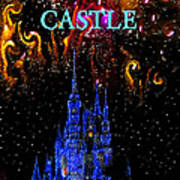 Castle Dreams Art Print
