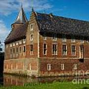 Castle In A Dutch Country Art Print