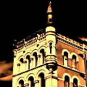 Louisville Kentucky Old Fort Nelson Building Art Print