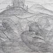 Castle Of Heaven Art Print