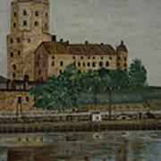 Castle Of Vyborg Art Print