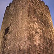 Castle Tower Art Print