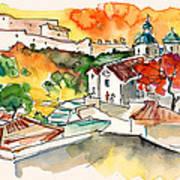Castro Marim 2008 0208 Art Print