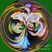 Catalpa Orb Art Print