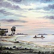 Catching The Sunrise - Hagens Cove Art Print