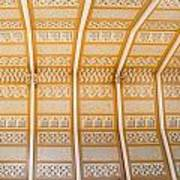 Cathedral Ceiling Art Print