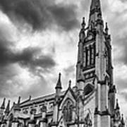 Cathedral Church Of St James 1106b Art Print