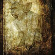 Cathedral Gargoyle Art Print