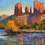 Cathedral Rock 2 Art Print