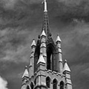 Cathedral Spire Art Print