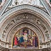 Cattedrale Di Santa Maria Del Fiore Art Print